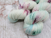 Load image into Gallery viewer, Merino Bamboo 4ply 50g in Sea Glass colourway