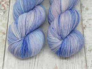 Merino Bamboo Lace 50g in Enchanted Colourway