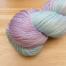 Load image into Gallery viewer, Merino Silk 4ply 100g in Magical colourway