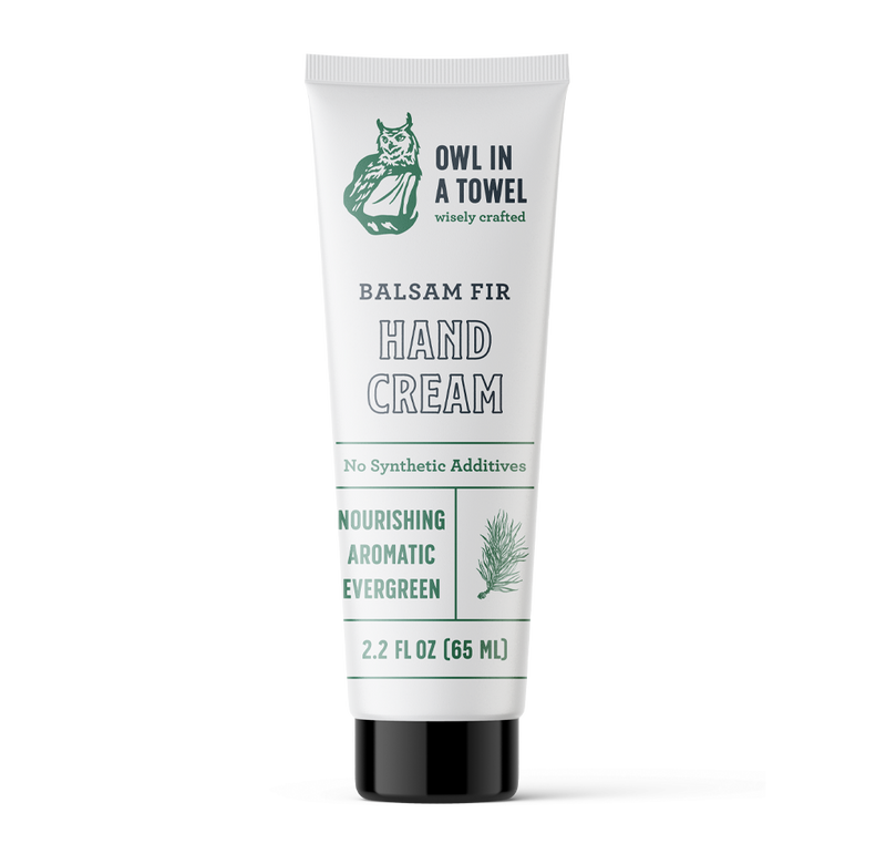 Balsam Fir Hand Cream (2.2 oz)