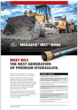 Meet MXT, the next generation of premium hydraulics