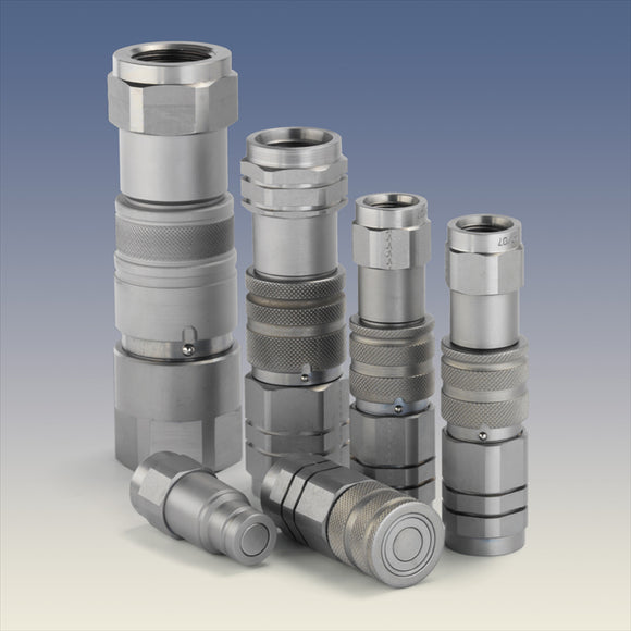 Holmbury Quick Release Couplings