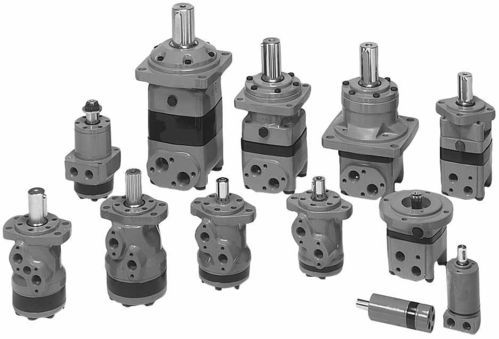Danfoss White Hydraulic Motors