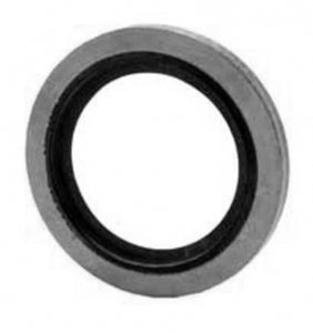 Metric Bonded Seals, Nitrile-Mild Steel - Parker Hydraulics & Pneumatics
