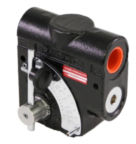 Brand Manual Priority Flow Control Valve FC51 (Non Reversible) - Parker Hydraulics & Pneumatics