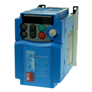 IMO Cub Single Phase Inverters - Variable Speed Drive - Parker Hydraulics & Pneumatics