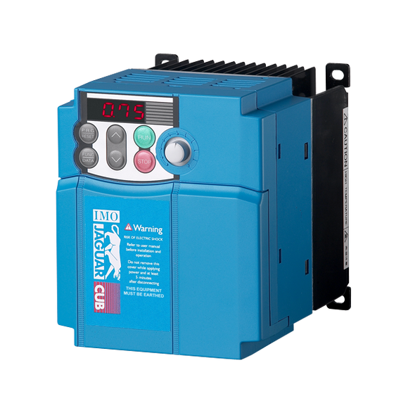 IMO Cub 3 Phase Inverters - Variable Speed Drive - Parker Hydraulics & Pneumatics