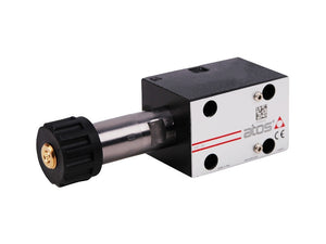 Atos Cetop 3 Solenoid Operated Directional Valve for DC Voltages - Parker Hydraulics & Pneumatics