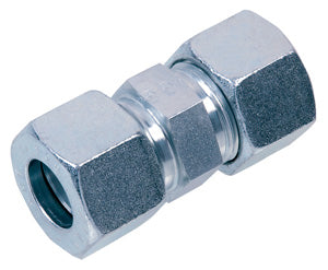 Straight Equal Connector - Light Series - Parker Hydraulics & Pneumatics