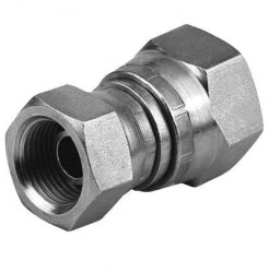 BSP Female x BSP Female Adaptors - Parker Hydraulics & Pneumatics