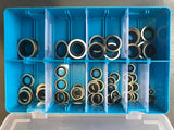 Metric Dowty Bonded Seal (Box KSC) Kit - 86 pcs - Parker Hydraulics & Pneumatics