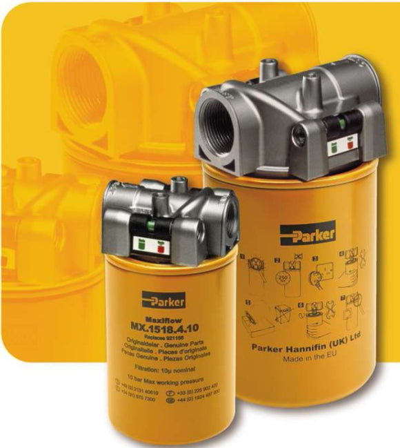 Parker Hannifin Filter Elements - Parker Hydraulics & Pneumatics