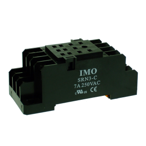 IMO 14 Pin SRN Series Relay Base 5A (see HY41 series for suitable Relay) - Parker Hydraulics & Pneumatics