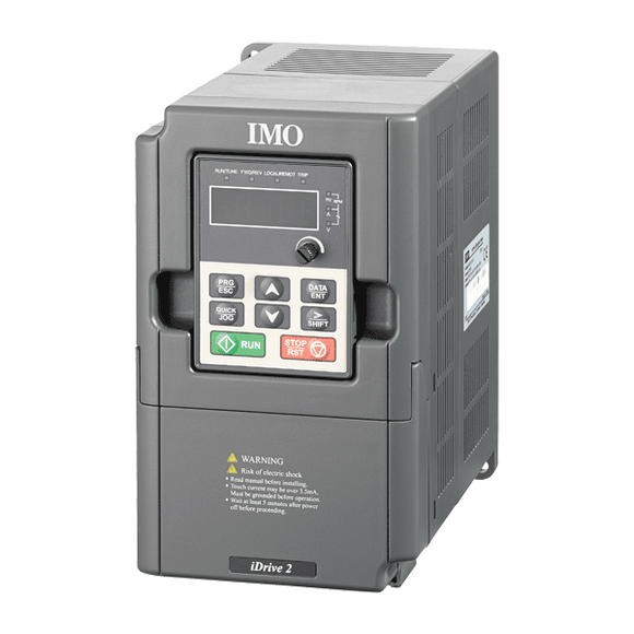 IMO iDrive2 - 3 Phase Inverters - Variable Speed Drive - Parker Hydraulics & Pneumatics
