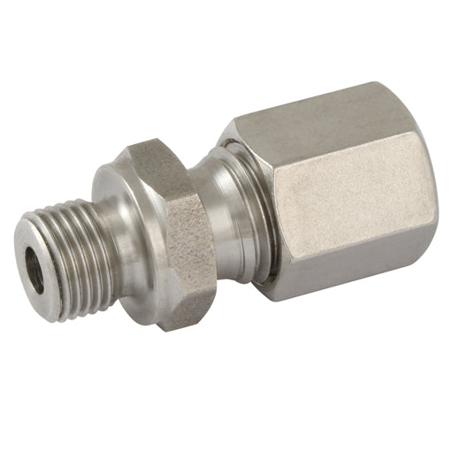 Male Stud Coupling BSP to Heavy Series - Parker Hydraulics & Pneumatics