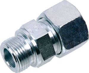 Male Stud Coupling Metric to Light Series - Parker Hydraulics & Pneumatics
