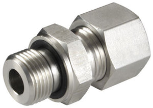 Male Stud Coupling BSP to Light Series WD Seal - Parker Hydraulics & Pneumatics