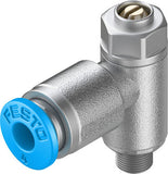 One Way Flow Control Valve - Meter In - Parker Hydraulics & Pneumatics