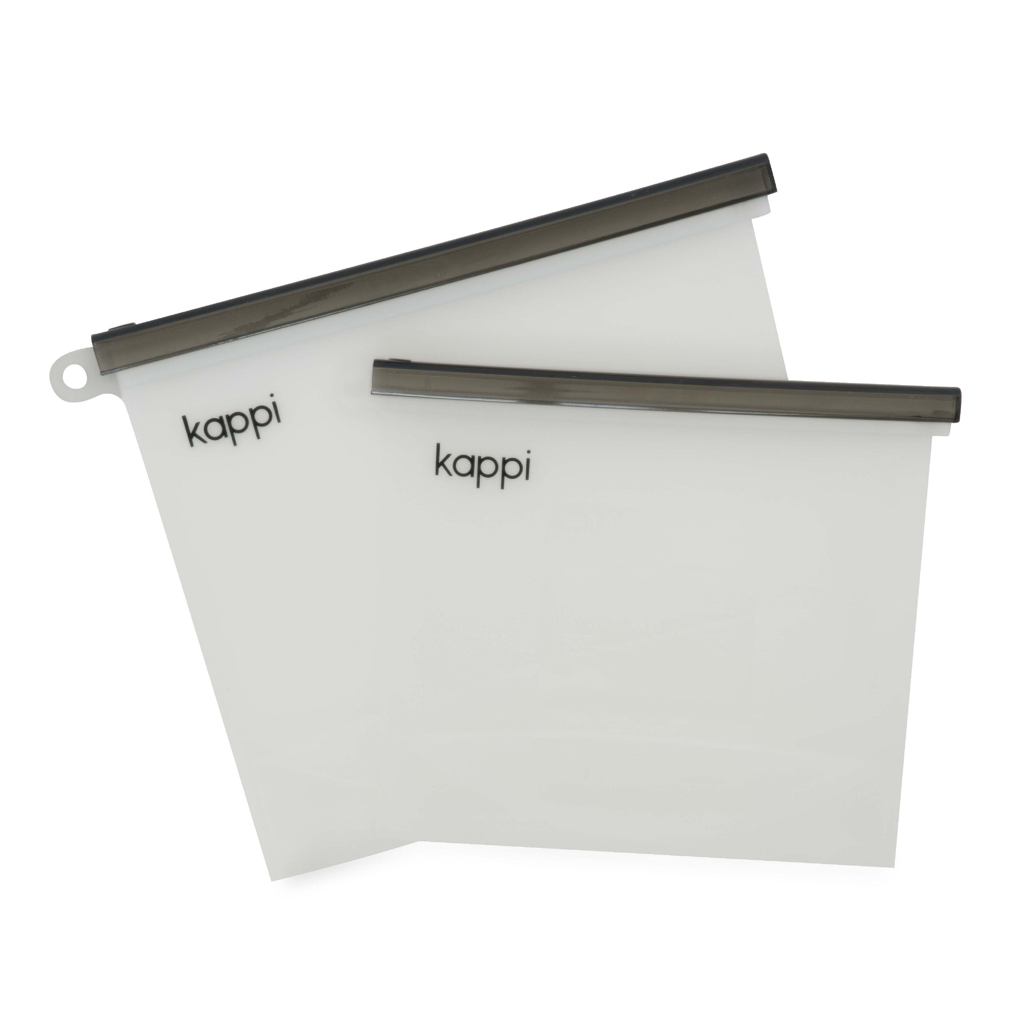 KAPPI Silicone pouches- 2 pack