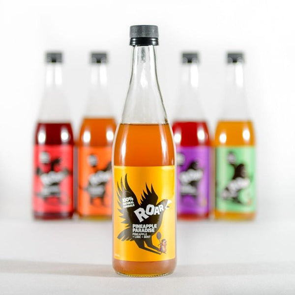 Roar Cordial - Made in Australia - PRE ORDER