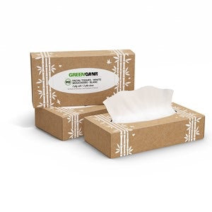 Greencane Tissues 24 x 90 sheet packs