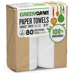 Greencane Paper Towel 12 x 2 pack