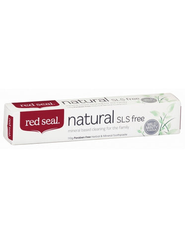 Red Seal Toothpaste 12 x 100g tubes