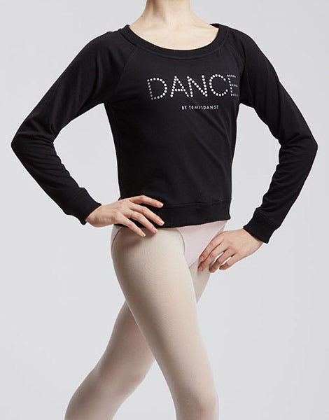 Sweat Temps Danse noir