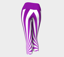 Load image into Gallery viewer, Yoga Capris Helix - HIG Activewear - Yoga Capris