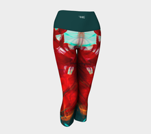 Load image into Gallery viewer, Yoga Capris Wonder - HIG Activewear - Yoga Capris