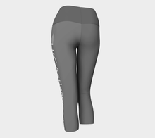 Load image into Gallery viewer, Yoga Capris Grise - HIG Activewear - Yoga Capris