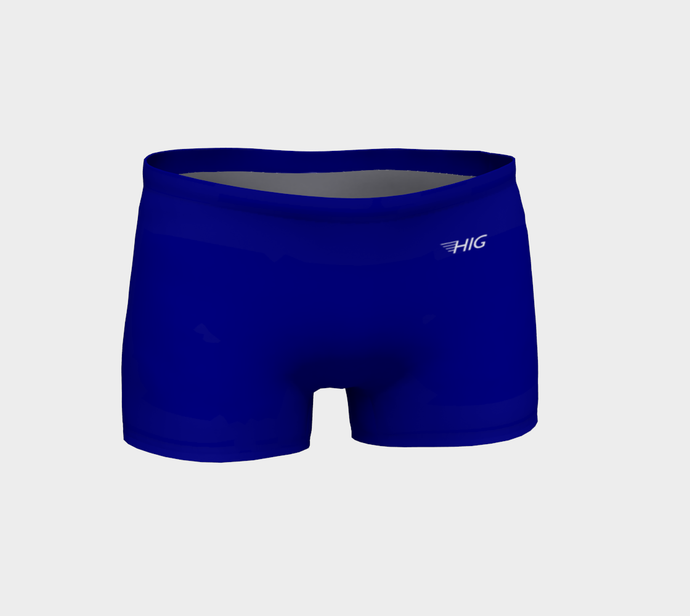 Shorts Bleu - HIG Activewear - Shorts