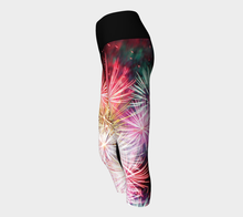 Load image into Gallery viewer, Yoga Capris Sparks - HIG Activewear - Yoga Capris