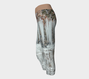 Yoga Capris Winter - HIG Activewear - Yoga Capris