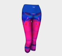 Load image into Gallery viewer, Yoga Capris Pastel - HIG Activewear - Yoga Capris