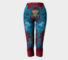 Load image into Gallery viewer, Capris Marble - HIG Activewear - Capris