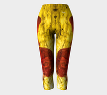 Load image into Gallery viewer, Capris Jaune - HIG Activewear - Capris