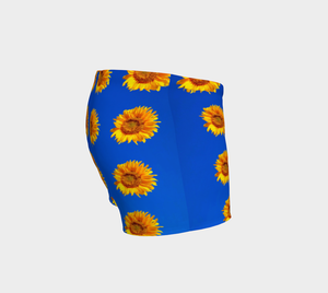 Shorts Sunflower - HIG Activewear - Shorts