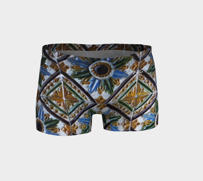Shorts Mosaique - HIG Activewear - Shorts