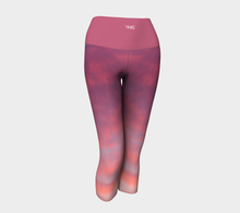 Load image into Gallery viewer, Yoga Capris Celestial - HIG Activewear - Yoga Capris