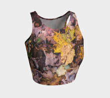 Load image into Gallery viewer, Crop Top Fall - HIG Activewear - Athletic Crop Top