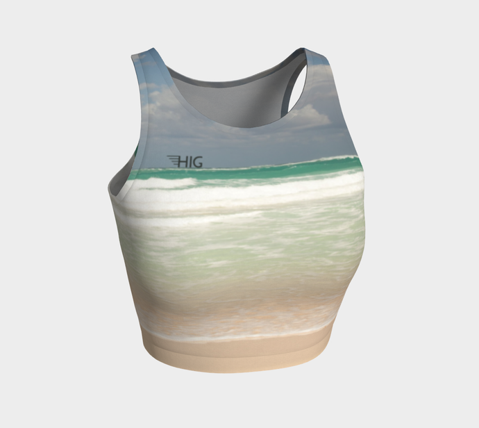 Crop Top Summer - HIG Activewear - Athletic Crop Top