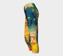 Load image into Gallery viewer, Capris Vivid - HIG Activewear - Capris