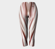 Load image into Gallery viewer, Capris Rose - HIG Activewear - Capris