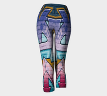 Load image into Gallery viewer, Capris Spray - HIG Activewear - Capris