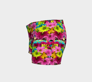 Shorts Daisies - HIG Activewear - Shorts