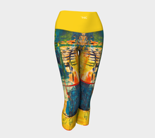 Load image into Gallery viewer, Yoga Capris Vivid - HIG Activewear - Yoga Capris
