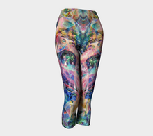 Load image into Gallery viewer, Capris Aquarelle - HIG Activewear - Capris