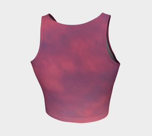 Crop Top Celestial - HIG Activewear - Athletic Crop Top