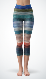 Capris Stripes - HIG Activewear - Capris